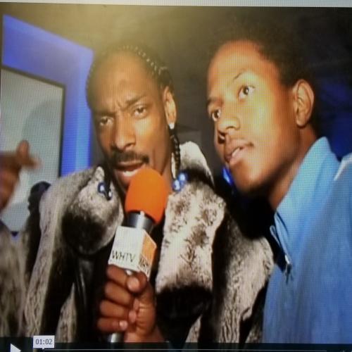Snoop and Host Haziq 2